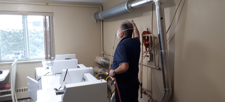 Commercial Dryer Vent Cleaning in Toronto - Best Duct Service in Toronto