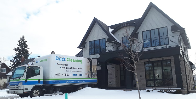 Post Construction Air Duct Cleaning in North York - Best Duct Service in GTA