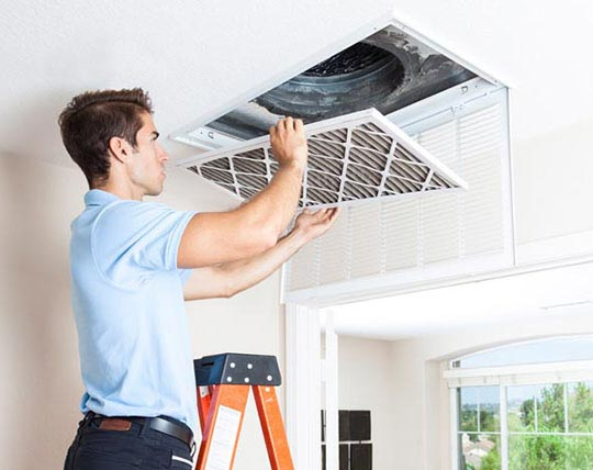 Sems Duct Cleaning Toronto GTA home page how we work