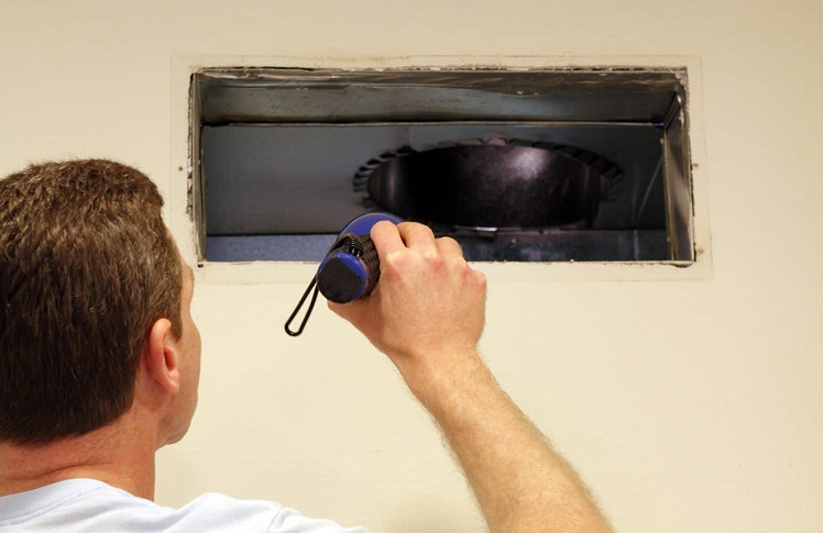 Scarborough Air Duct Cleaning Service