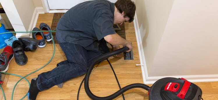 York Mills air duct cleaning service