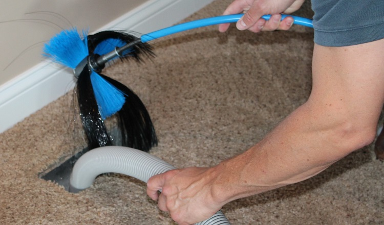 Richmond Hill Air Duct Cleaning Services | How Air Whip Dusting Works