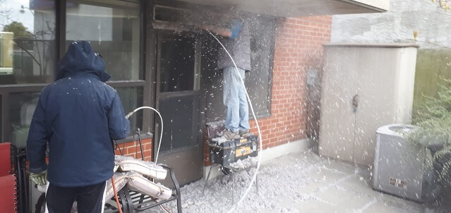 Toronto Residential and Commercial Air Duct Cleaning - Best season for HVAC services